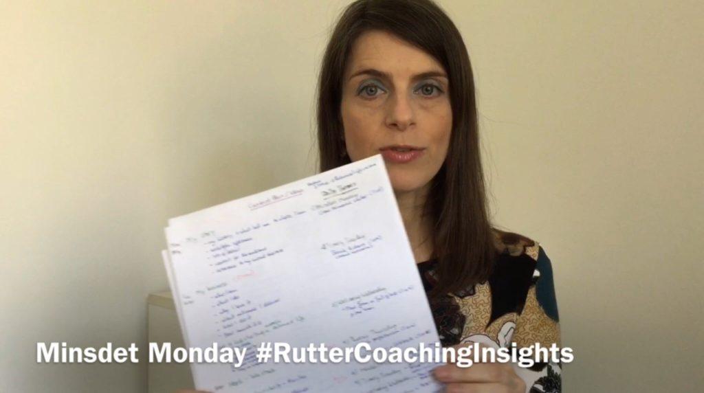 Mindset Monday video