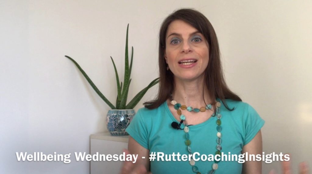 Wellbeing Wednesday video