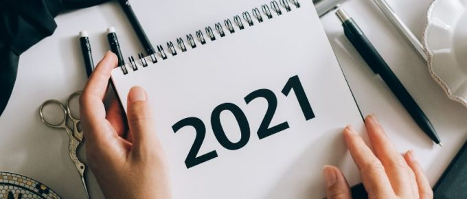 Reflecting on 2020 and Setting a vision for 2021
